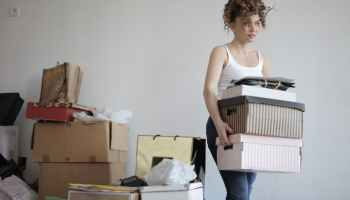 what i learned from decluttering