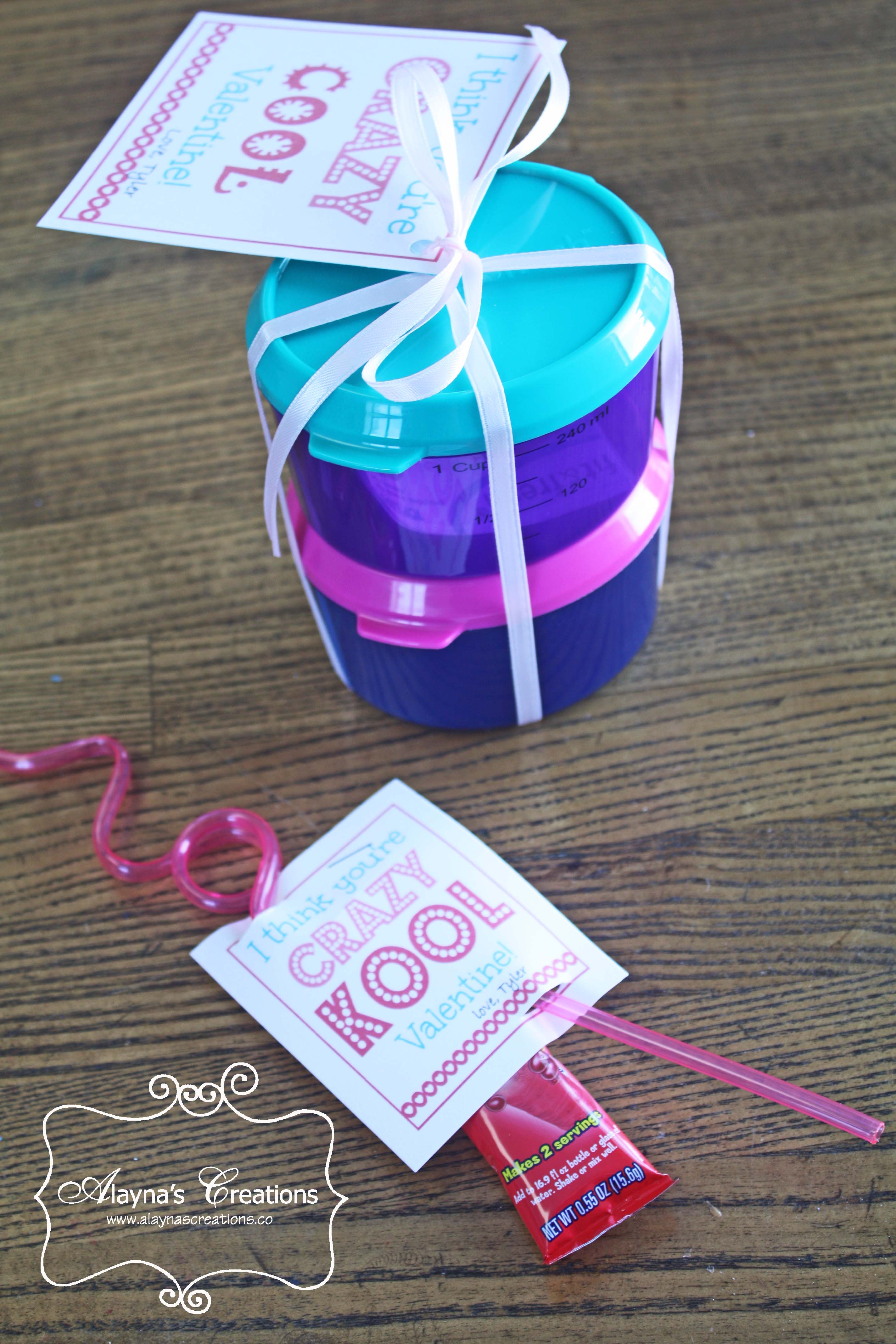 Crazy Cool Valentine Alaynascreations