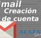 Creación de cuenta de Gmail