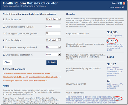 Health Reform Subsidy Calculator - Kaiser Health Reform_2013-04-26_07-18-43
