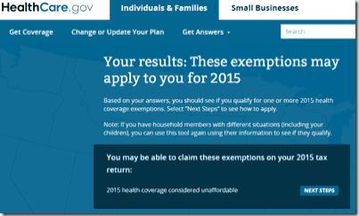 2015-06-25 09_54_46-Exemptions Screener _ HealthCare1.gov