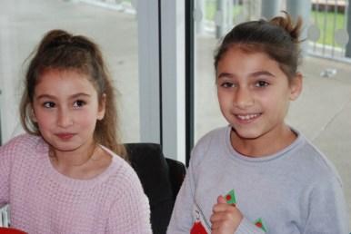 Zeynep et Mina