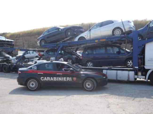 masini confiscate