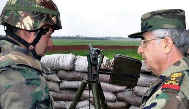 دمشق: هناك ارتباط وثيق بين تل ابيب والمسلحين
