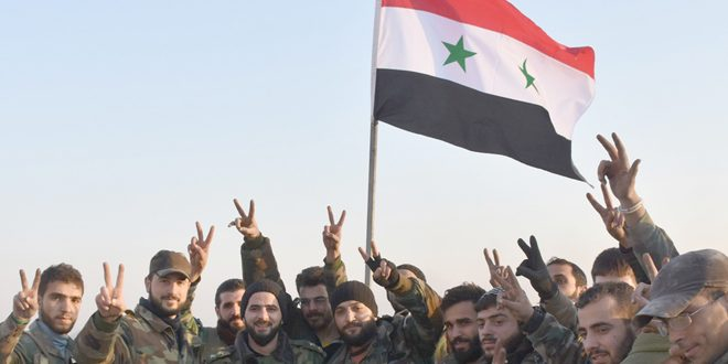 TIGER, TIGER BURNING BRIGHT!!; AL-SHAYKH SA'EED LIBERATED IN ALEPPO!  SYRIAN CITIZENS LEAVING ALEPPO'S EASTERN HALF BY THE THOUSANDS AS SYRIAN ARMY CONTINUES ONSLAUGHT AGAINST THE SAUDI-QATARI-SUPPORTED JACKALS; SYRIAN ARMY AT GATES OF AL-BAAB; ZIONIST BOMBERS HIT NOTHING IN SYRIA 6