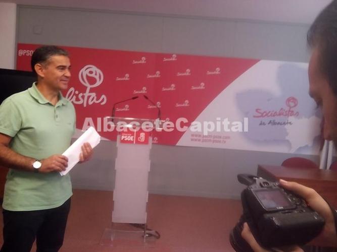 """González Ramos: """"Estos son los presupuestos del marketing electoral"""""""