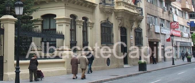 Ciudadanos Albacete pide una solución al desuso del Chalet Fontecha