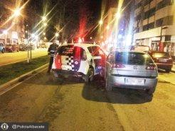 policia coche sabado1