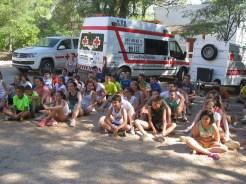 campamento voluntarios cruz roja 4