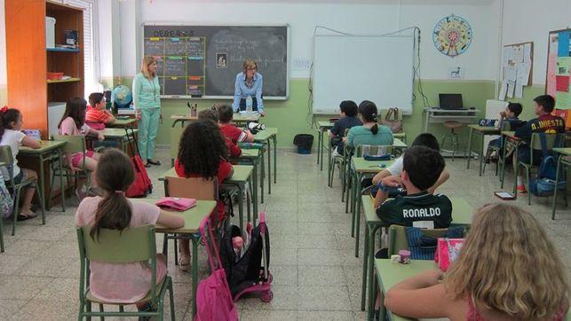 STE-CLM reivindica la escuela pública para revertir los recortes en Educación
