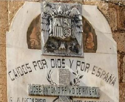 Estos son  los 10 municipios albaceteños que todavía tienen vestigios franquistas