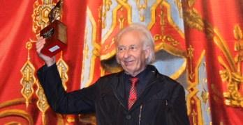 Albert Boadella recibe el Premio Nacional de Teatro 'Pepe Isbert' en Albacete