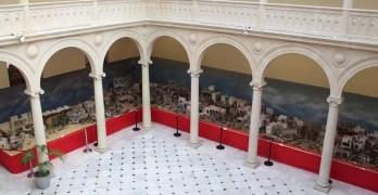 Encuentra al Ratoncito Pérez y otras novedades en el belén del Centro Cultural de La Asunción