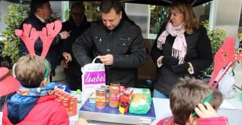 """Agradecimiento al Banco de Alimentos de Albacete la """"labor encomiable, impagable y ejemplar"""" que realiza con los más necesitados"""