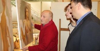 Aprendiendo del genio: 23 pintores participan en la cátedra de Pintura de Antonio López