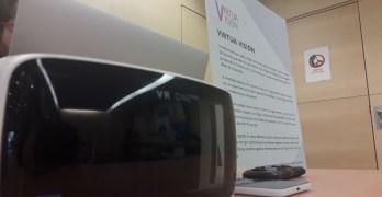 Realidad virtual para curar la miopía y el ojo vago