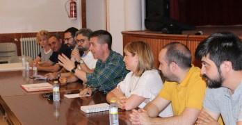 Las ejecutivas socialistas de los 25 municipios que integran La Manchuela constituyen su Consejo Comarcal