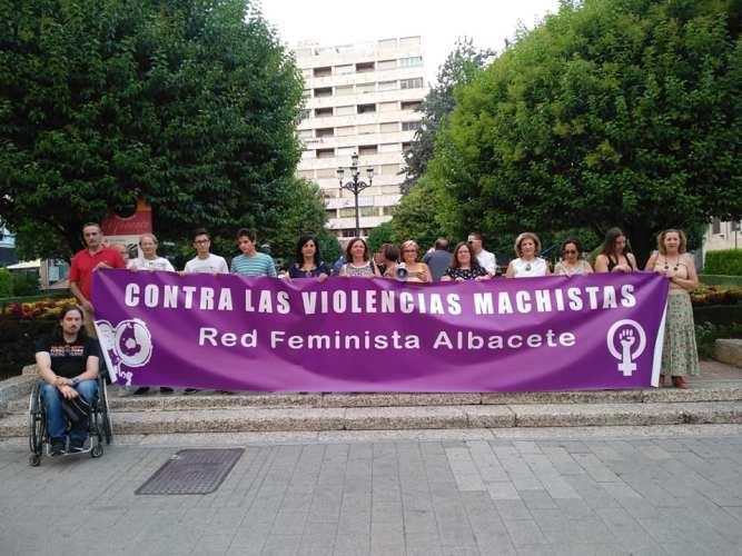 """Nueva concentración de la Red Feminista: """"Exigimos todos los recursos necesarios para la erradicación de la violencia de género"""""""