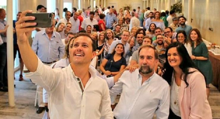 """Carlos Velázquez (PP): """"Yo soy el candidato de los afiliados, de los que quieren votar en libertad"""""""