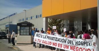 La apertura de la planta del Hospital de Villarrobledo: punto y final a años lucha para evitar la privatización impulsada por Cospedal