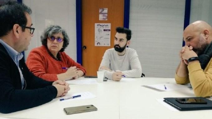"""Podemos, IU y Equo coinciden en que su confluencia vaya """"más allá"""" de las municipales y autonómicas"""