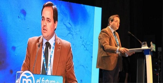 """Núñez define la decisión de Cospedal como """"un ejemplo de generosidad"""""""