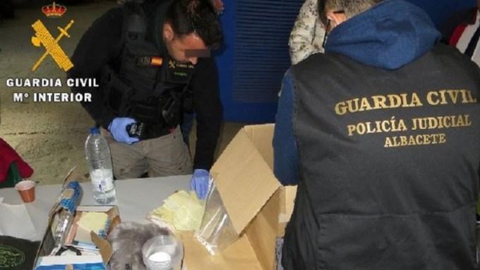 Detenidas 17 personas en Albacete por trata y explotación laboral de temporeros
