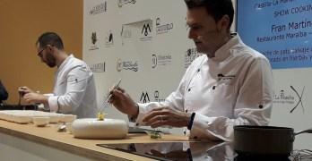 VÍDEO | Sabores y cocina con 'Estrella Michelín', otro atractivo turístico que Albacete promociona en FITUR