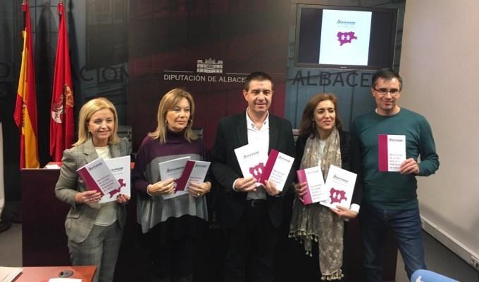 El II Plan de Igualdad de la Diputación de Albacete impulsa la creación de la 'Red de Municipios Contra la Violencia de Género'