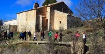 La ruta 'Alpera-El Chorrillo', la primera ruta senderista del 2019