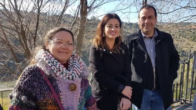 La albaceteña Rosa Rodríguez, representante de IU Castilla-La Mancha para las elecciones europeas