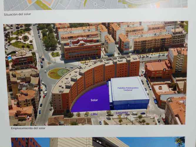 Este año comenzarán las obras del Centro de Participación Ciudadana y el Centro de Promoción de la Autonomía de Albacete