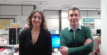 Los periodistas Maite Martínez y José Fidel López ganan el premio de periodismo 'Sánchez de la Rosa' 2018