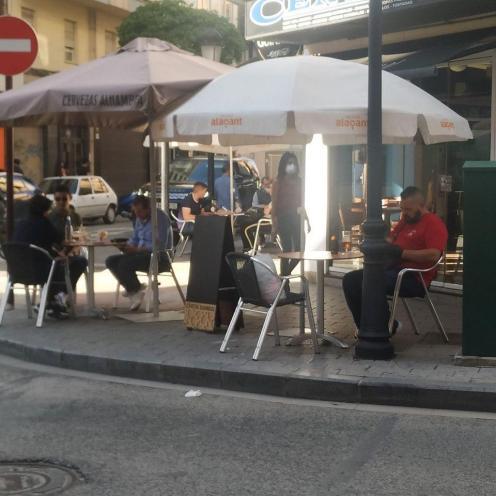El Ayuntamiento de Albacete prorrogará la medida extraordinaria que exime del pago de la tasa de terrazas a los establecimientos hosteleros de la ciudad hasta finales del año 2021