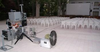 Cine de Verano Parque