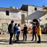 El Molino de San Antón de Caudete avanza en su rehabilitación tras la DANA de 2019