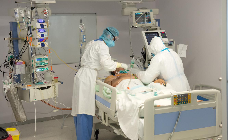 sescam, hospitalizados, coronavirus