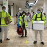 A finales de junio empezará la vacunación entre los 30 y 39 años en Castilla-La Mancha