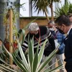 El Jardín Botánico de Castilla-La Mancha recibe el certificado de 'Jardín de Excelencia Ecológica'