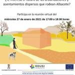 El Ayuntamiento de Albacete abre un proyecto de participación para la conexión de las urbanizaciones con el casco urbano