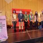 'Mujeres esenciales en tiempos de COVID': reconocimiento de CCOO a 'Núñez de Balboa', los Servicios Sociales de la Diputación, y 'La Despensa'