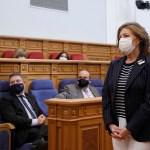 Las Cortes de Castilla-La Mancha aprueban la designación de Aurelia Sánchez como senadora