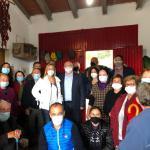 La Junta mejora el camino entre las aldeas de Los Collados a Las Quebradas en la Sierra del Segura