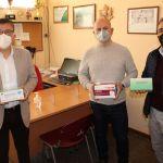 Distribuyen una nueva dotación de 700.000 artículos de protección sanitaria en los centros educativos de la provincia de Albacete