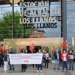 CCOO pide en Albacete que se subrogue la totalidad del personal de Servicios Auxiliares y Atención al cliente de Renfe