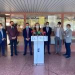 El IES 'Andrés de Vandelvira' contará con 180.000 euros para obras en el exterior del edificio y arreglos en el sistema de calefacción