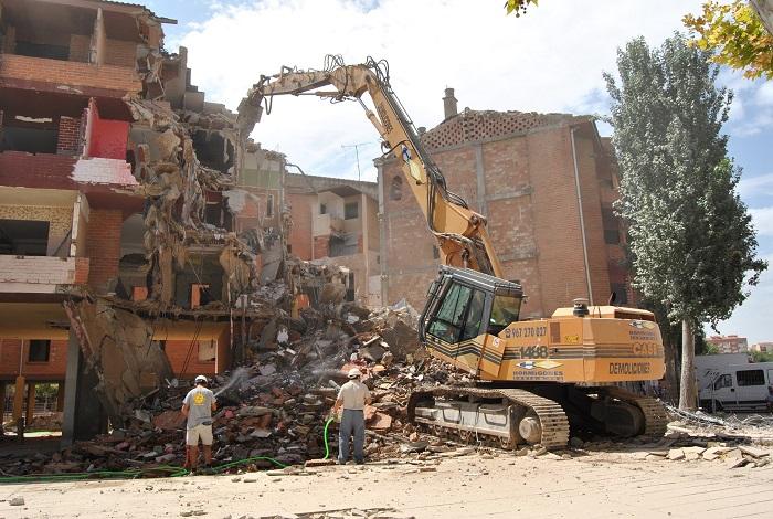 demoliciones la milagrosa 2