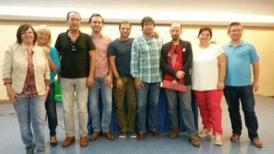 Nueva ejecutiva local IU Albacete