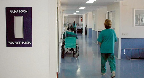 17/03/03, ALBACETE: Imagen de la sala de reanimación de la Unidad de Cirugía Mayor Ambulatoria del Hospital Perpetuo Socorro de Albacete. (Foto: Emma Pérez-Romera // JCCM)