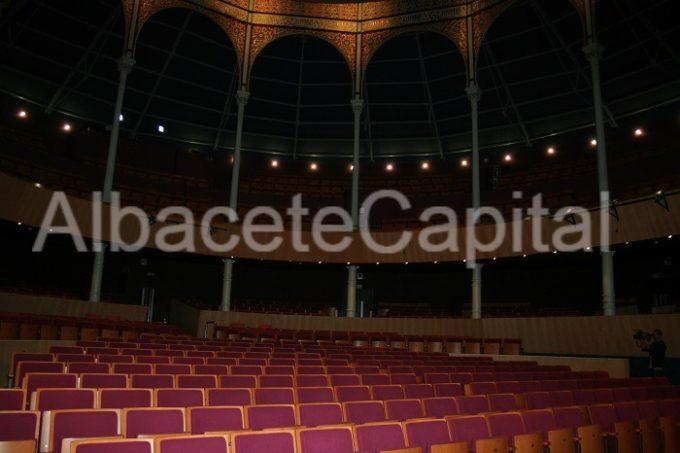 Interior del Teatro Circo